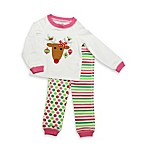 Mud Pie™ Reindeer 2-Piece Lounge Set