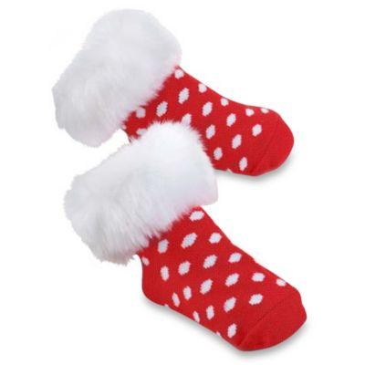 White Cuff Socks