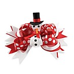 Mud Pie™ Snowman 3-in-1 Bow