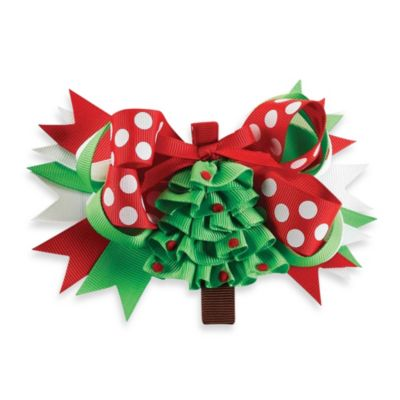 Mud Pie® Christmas Tree 3-in-1 Bow