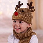 Mud Pie™ Knit Reindeer Hat