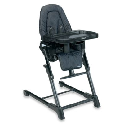 Combi® High Chair in Black