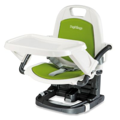 High Chairs > Peg Perego Rialto Booster Chair in Mela