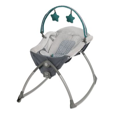 Graco® Little Lounger Rocking + Vibrating Seat in Ardmore