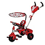 Little Tikes® 4-in-1 Trike Sports Edition in Red/Black
