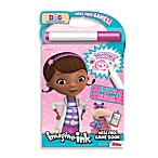 Disney Doc McStuffins Game & Activity Book w/Mess Free Marker