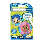 Bubble Guppies Game & Activity Book w/Mess Free Marker