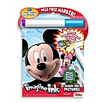 Disney Mickey Mouse Clubhouse Game & Activity Book w/Mess Free Marker