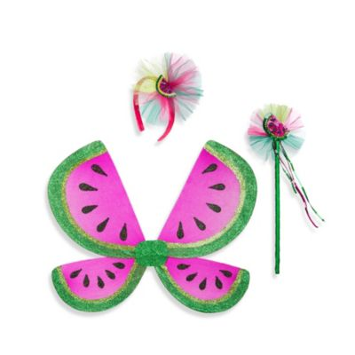 Pretend Play > Just Pretend® Kids The Watermelon Collection 3-Piece Dress Up Set
