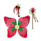 Just Pretend® The Strawberry Collection 3-Piece Dress Up Set