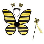 Just Pretend® Kids The Bumblebee Collection 4-Piece Dress Up Set