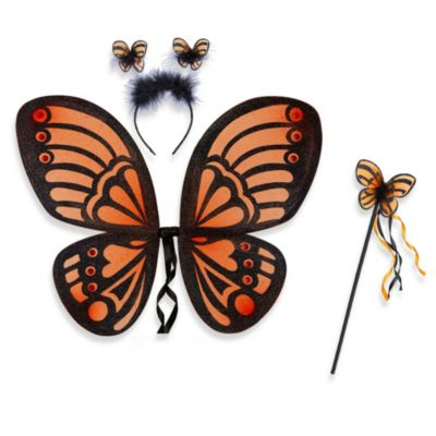 Just Pretend® Kids The Monarch Butterfly Collection 3-Piece Dress Up Set