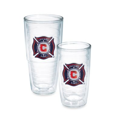 MLS Chicago Fire 24-Ounce Tumbler