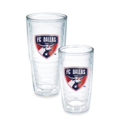 MLS FC Dallas 16-Ounce Tumbler