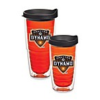 Tervis® MLS® Houston Dynamo Tumbler With Lid in Citrine