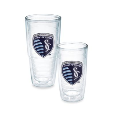 MLS Sporting Kansas City 16-Ounce Tumbler