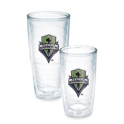Seattle Sounders 24-Ounce Emblem Tumbler