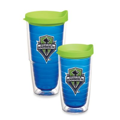 Seattle Sounders Emblem Tumbler