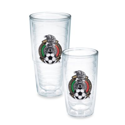 Tervis® Mexican Federation of Football (Soccer) 16-Ounce Emblem Tumbler