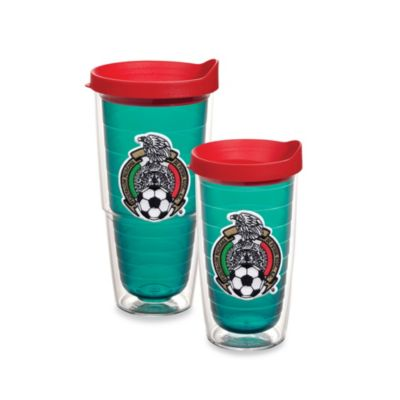 FMF Soccer International 24-Ounce Tumbler