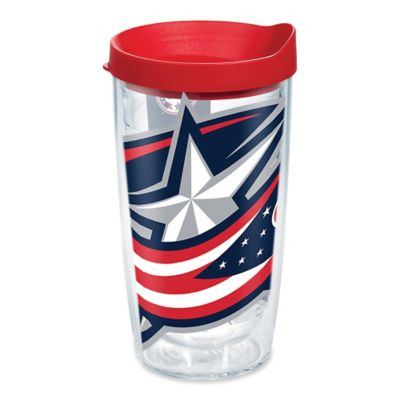 Tervis® Columbus Blue Jackets Colossal Wrap 16-Ounce Tumbler