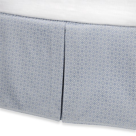 Peacock Alley® Evora Bed Skirt