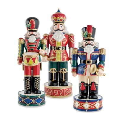 Fitz and Floyd® Holiday Nutcracker in Green