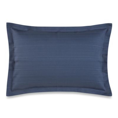 Real Simple® Linear Oblong Breakfast Pillow in Ink