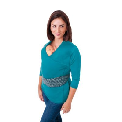 NüRoo Size Extra Small/Small Skin-to-Skin Pocket in Teal
