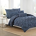 DKNY® Diamond Tuck Pillow Shams in Sapphire