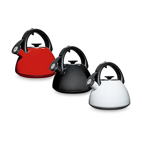 Oxo Good Grips Click Click Tea Kettle - Red