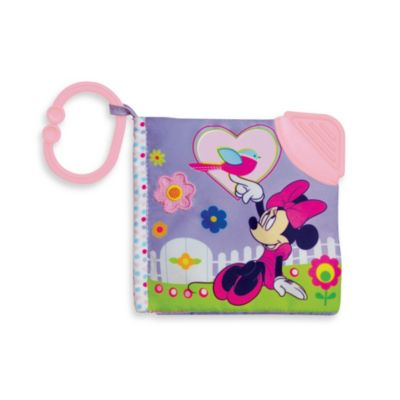 Kids Preferred Minnie Mouse in the Garden Soft Book