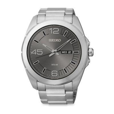 Seiko Men's Millennial Solar Watch