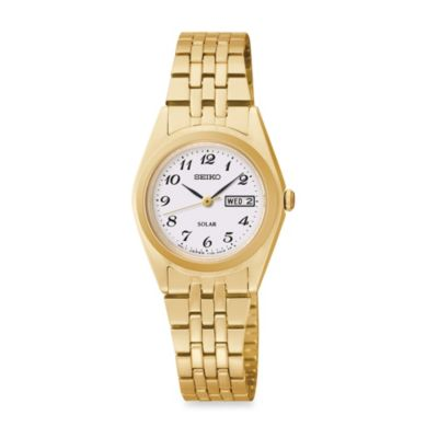 Gold Solar Watch