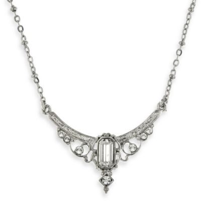 Downton Abbey Collar Necklace