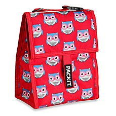 PackIt® 8-Inch Lunch Bag in Owls