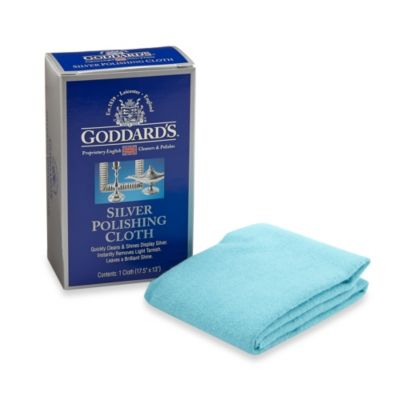 Goddard's™ Silver Care Cloth Cleaner & Polish