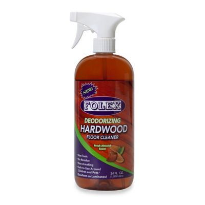 Folex® Deodorizing Hardwood Floor Cleaner