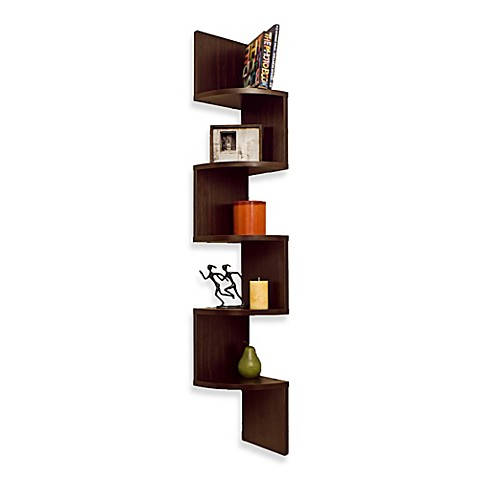buy decorative wall shelves from bed bath beyond