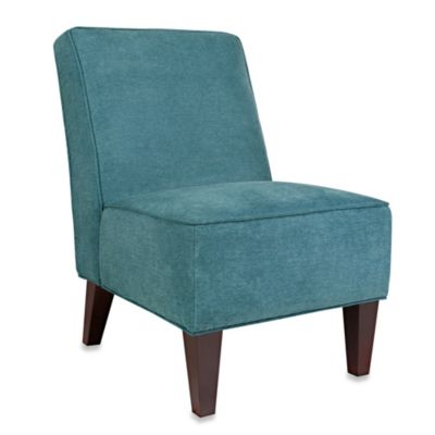 angelo:HOME Dover Parisian Chair in Teal Blue