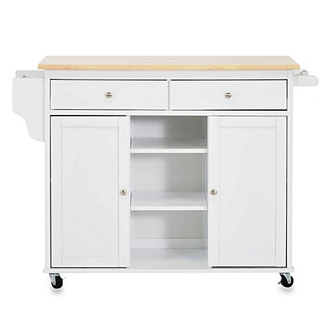 buy baxton studio meryland modern kitchen rolling island home styles napa rolling kitchen cart bed bath amp beyond