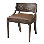 Uttermost Asark Armless Chair