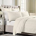 Wamsutta® Serenity Quilted Standard Pillow Sham in White