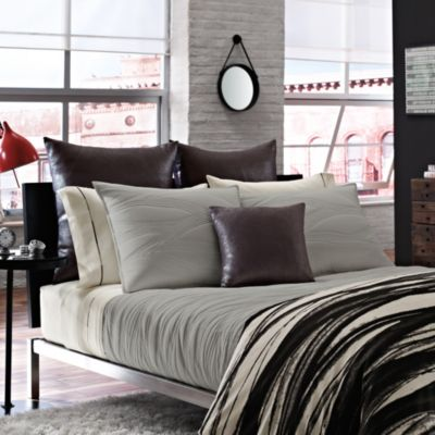 Kenneth Cole Reaction Home Willow Coverlet Pillow Sham