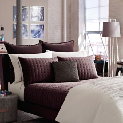 Kenneth Cole Reaction Home Landscape Twin Coverlet