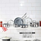 ZWILLING J.A. HENCKELS Energy 10-Piece Stainless Steel Cookware Set