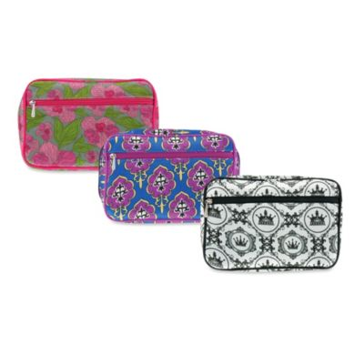Fashion Smart Duchess Royale Purple Jewelry Carrier Case