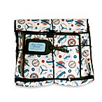 First Class Travel Hanging Toiletry Set