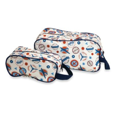 First Class Travel Travel Set