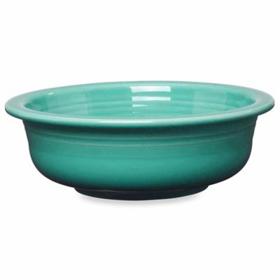 Fiesta 1-Quart Serving Bowl in Turquoise